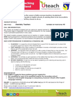 Reino Unido Teachers 130515