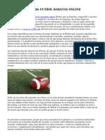 COMPRAR BOTAS De FUTBOL BARATAS ONLINE