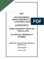 Model EPC Document