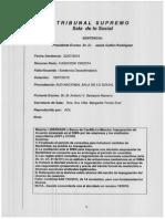 Sentencia Tribunal Supremo Primer ERE Fraudulento Liberbank