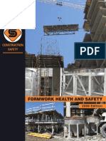 Formwork Health and Safety