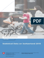 Statistical Data on Switzerland 2015