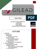 International Business - Gilead Presentation