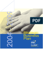Business Plan 2004 2009