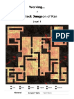 The Black Dungeon of Kan