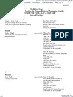 SHINGLE et al v. MENU FOODS - Document No. 2