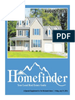 August Homefinder 2015