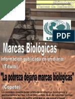 Marcas Biológicas
