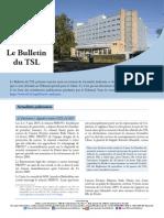 Bulletin du TSL- Juin 2015