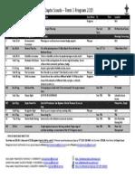 2015 term 3 program