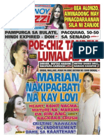 Pinoy Parazzi Vol 8 Issue 93 July 31 - August 02, 2015