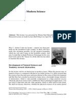 Heisenberg - Abstraction in Modern Science