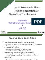Overvoltage Definitions