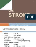 Crs Stroke
