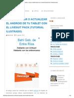 Cómo Actualizar o Reparar Tu Tablet Android Con El LiveSuit Pack (Tutorial) _ ManzanaVirtual