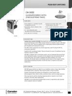 Camden CM-30EE-LED Data Sheet