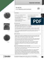 Camden CM-40-1-AB Data Sheet
