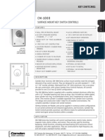 Camden CM-1000-7012-DUR Data Sheet