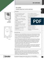 Camden CM-1000-7012-DUR Data Sheet