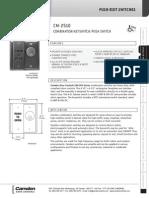 Camden CM-2510-1-AB Data Sheet