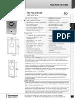 Camden CM8000 Data Sheet