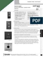 Camden CM-324-4N Data Sheet