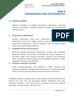 6-Pendekatan Dan Metodologi dermaga