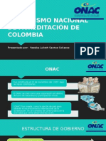 Organismo Nacional de Acreditación de Colombia