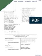 SCO Grp v. Novell Inc - Document No. 451
