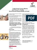 Carbon Black FDA Compliant Document