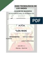 Monografia de Los Rios