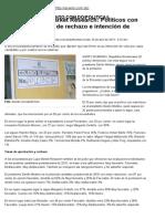 Encuesta Lupa Market Research_ Políticos Con Más Futuro