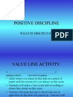 College Positive Discipline