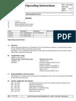 ALGI BA-AZ 2 (E) - Elevator control blocks and mounted valves