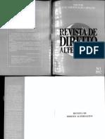 Revista de Direito Alternativo , n. 01, 1992