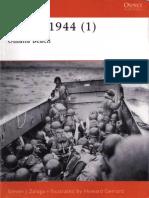 100 D-Day 1944 (1) Omaha Beach