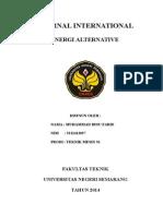 Resume Journal Geothermal