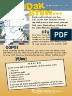 Sendak Stew Gallery Guide