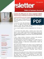 Newsletter T&P N°92