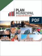 Plan Municipal 2012-2015