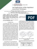 Bio-impedance Measurement Techniques