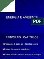 Aula 1 - Ecologia
