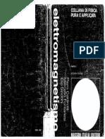 Caldirola Piero, Fontanesi Marcello, Sindoni Elio-Elettromagnetismo Vol.1