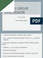 diskusi FGD