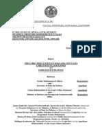 Serdar Mohammed v Ssd Yunus Rahmatullah v Mod and Fco