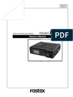 Fr2 Owners Manual