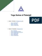Yoga Sutras Raghavan