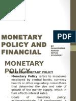 Eco Monetary Policiy