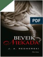 J A Redmerski. .Beveik.niekada.2013.Lt