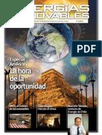 Energías Renovables nº 84; Especial América
